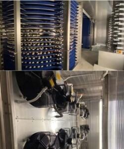 CFLP Maturpan - equipo industrial con espiral - España