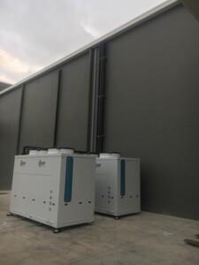 Sursystem - weatherproof units HP 30 + HP 30 ds