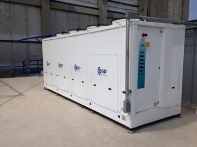CLIMA - grupo frigorífico carenado hp 32