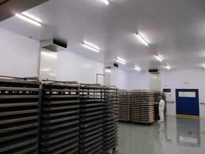 CFLP - impianto industriale
