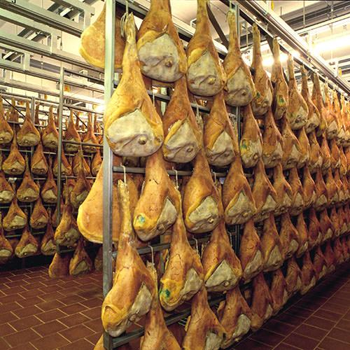 Impianti refrigerati per il settore alimentare dei salumi
